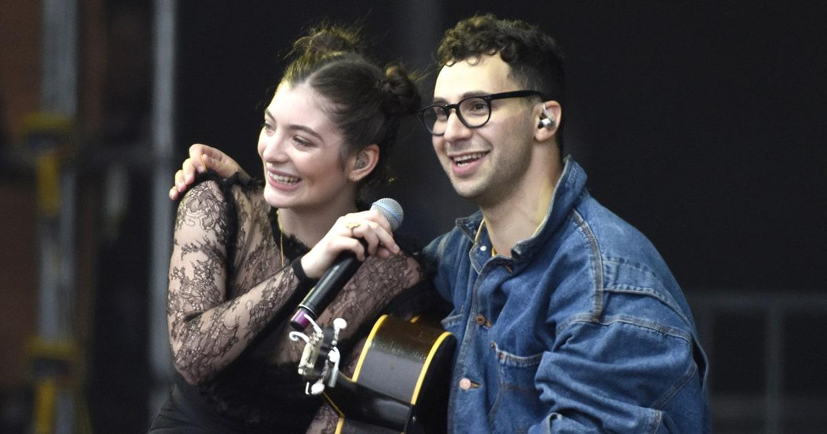 Watch Lorde, Jack Antonoff Cover Paul Simon Live at ...