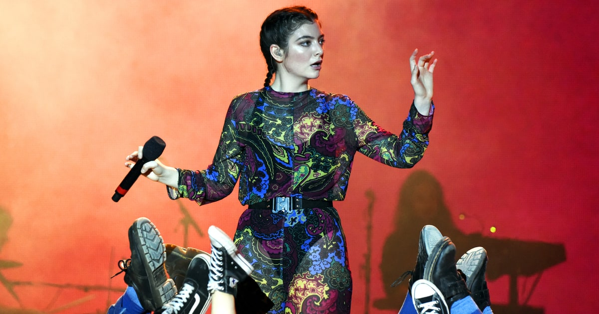 North Cash Reviews >> Lorde Sets North American Leg of Melodrama World Tour - Rolling Stone