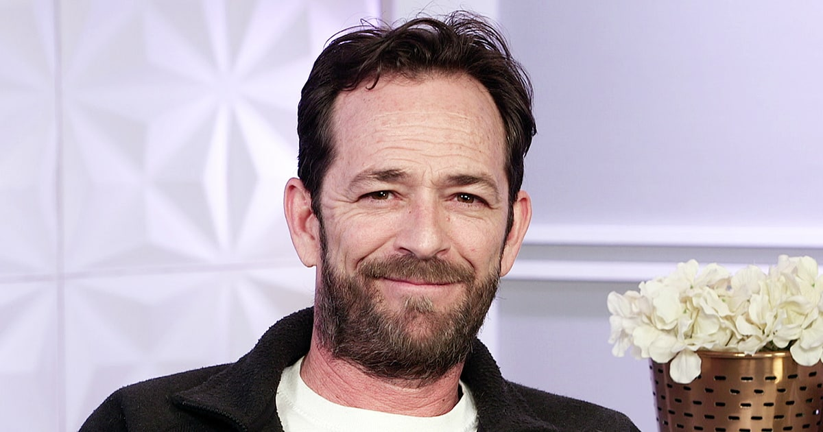 Luke Perry: Shannen Doherty Is in 'My Heart' Amid Cancer