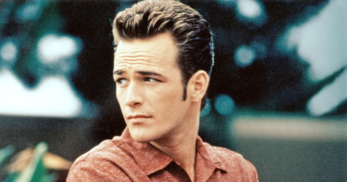 Luke Perry Is Gay 59