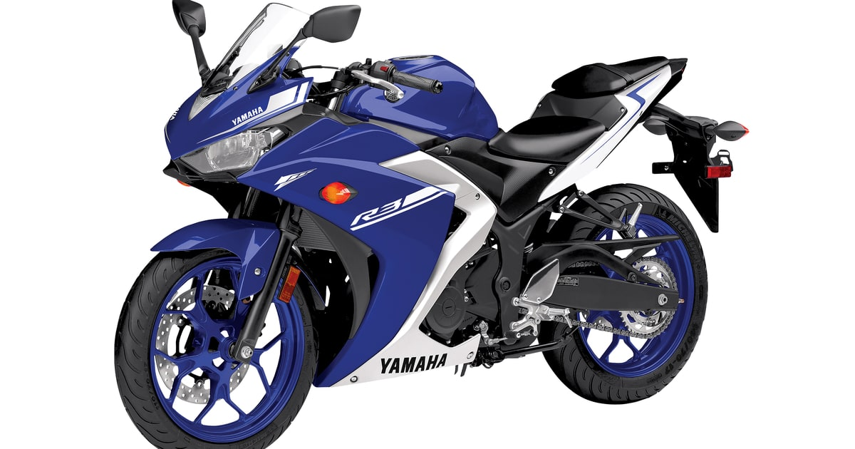 Best for sport riding small bikes big fun our 5 new for Yamaha beginner motorcycle