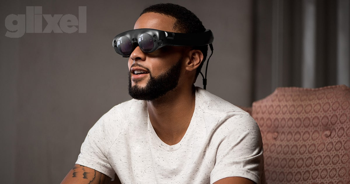 Techmeme: Reporter describes new demos of Magic Leap's mixed-reality
