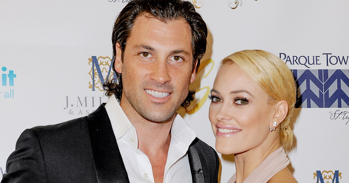 dwts maks and peta dating Glamour: you recently had surgery on your knee how's it doing maksim chmerkovskiy: it's still attachedit'll be fine i put it off for a while, but it got to the point where some things fell through and i had the time to rehab it.