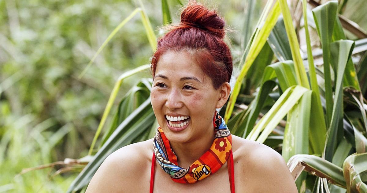 entertainment news survivors mari takahashi tiptoed around camp after hookup