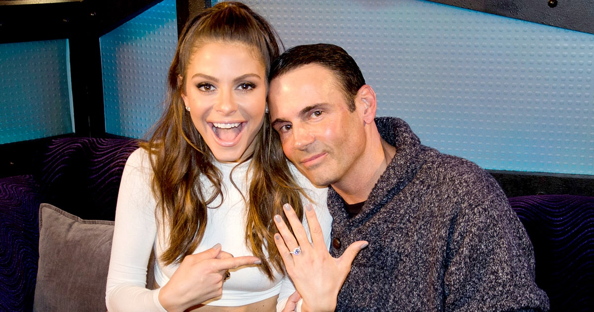 Maria Menounos Engaged to Boyfriend Keven Undergaro After ...