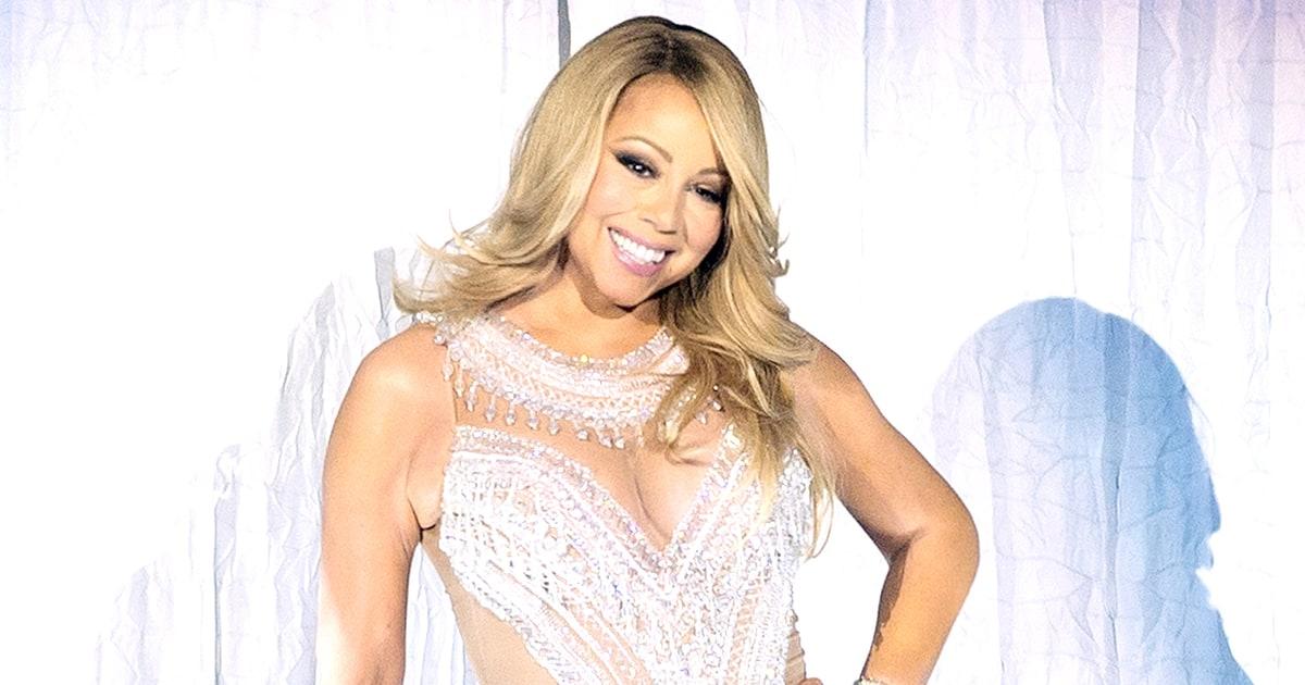 Mariah Carey Threw Herself a Mariah Carey–Themed Party - Us Weekly
