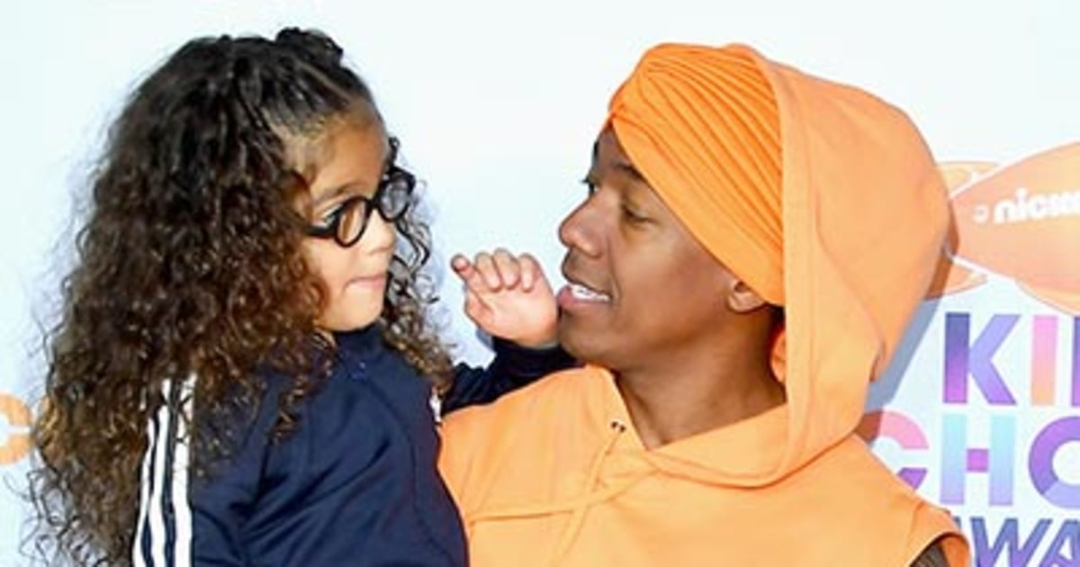 Mariah Carey, Nick Cannon Match With Twins at Kids' Choice ...