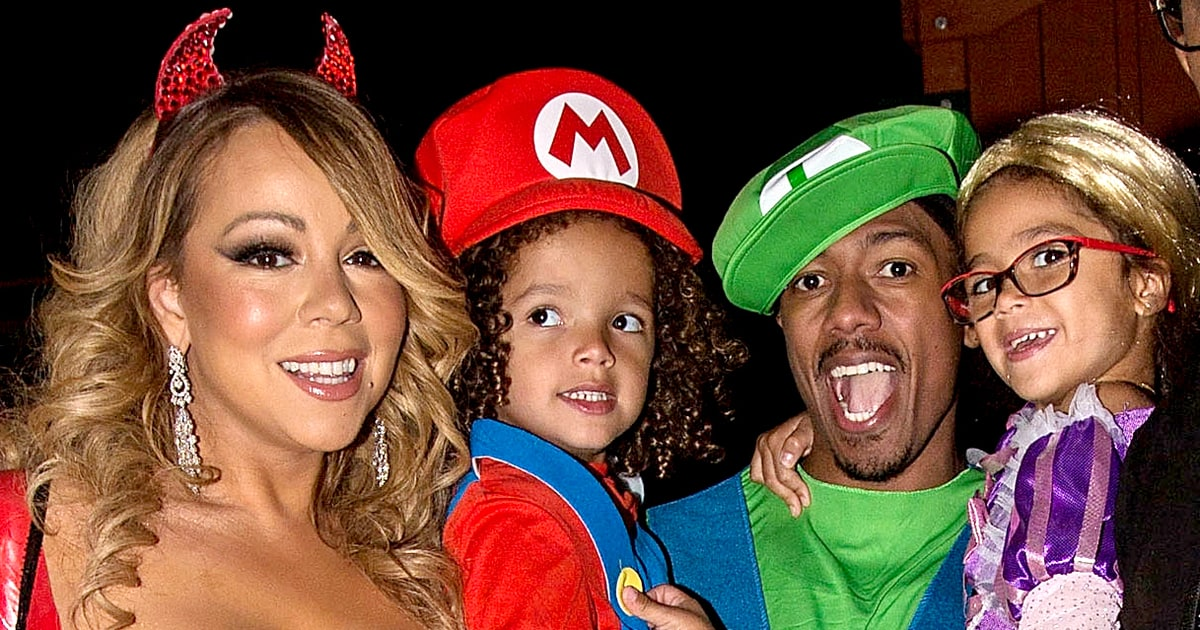 Nick Cannon On Co-Parenting With Mariah Carey: 'It's All ...