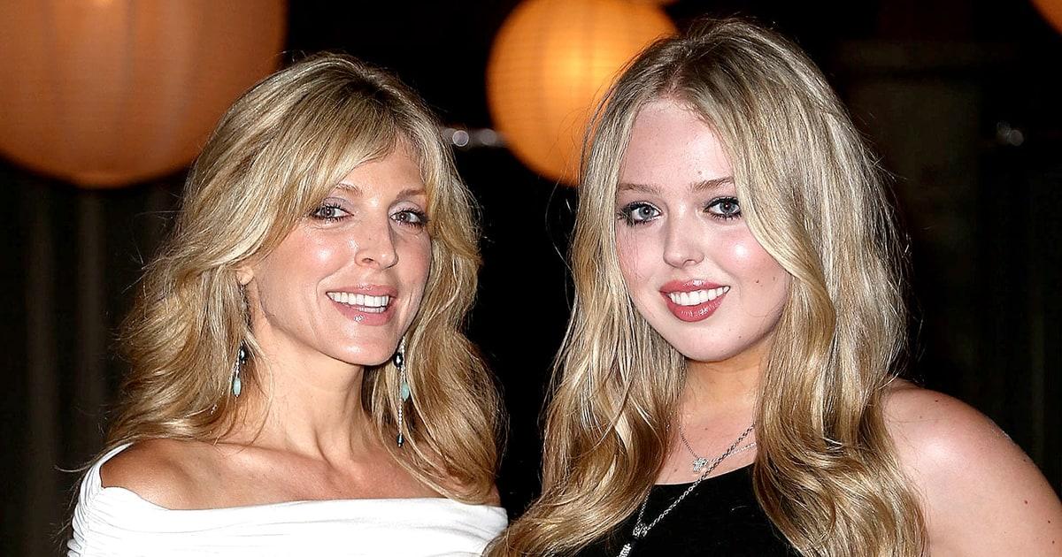 Pics Photos - Marla Maples And Daughter Tiffany Trump ...