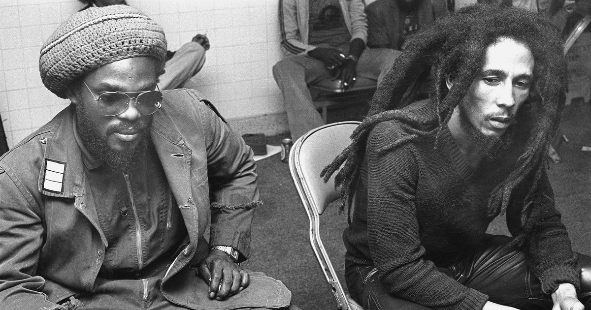 Remembering the Night Bob Marley Got Shot | indieBrew.Net