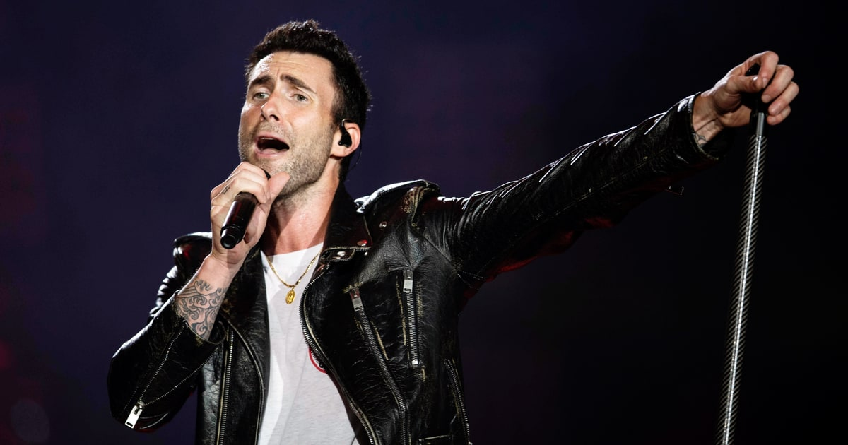 Maroon 5 Detail New Album Red Pill Blues Rolling Stone