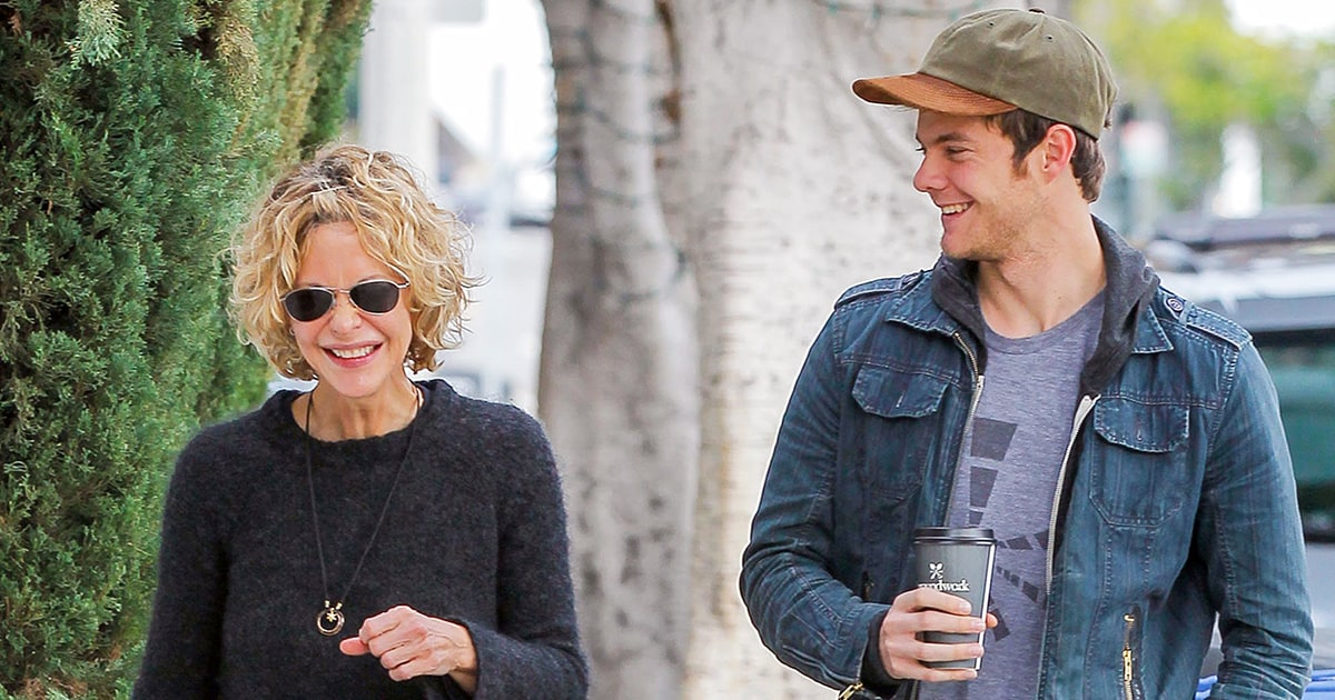 Meg Ryan: He's Got Mom | Hot Pics | Us Weekly