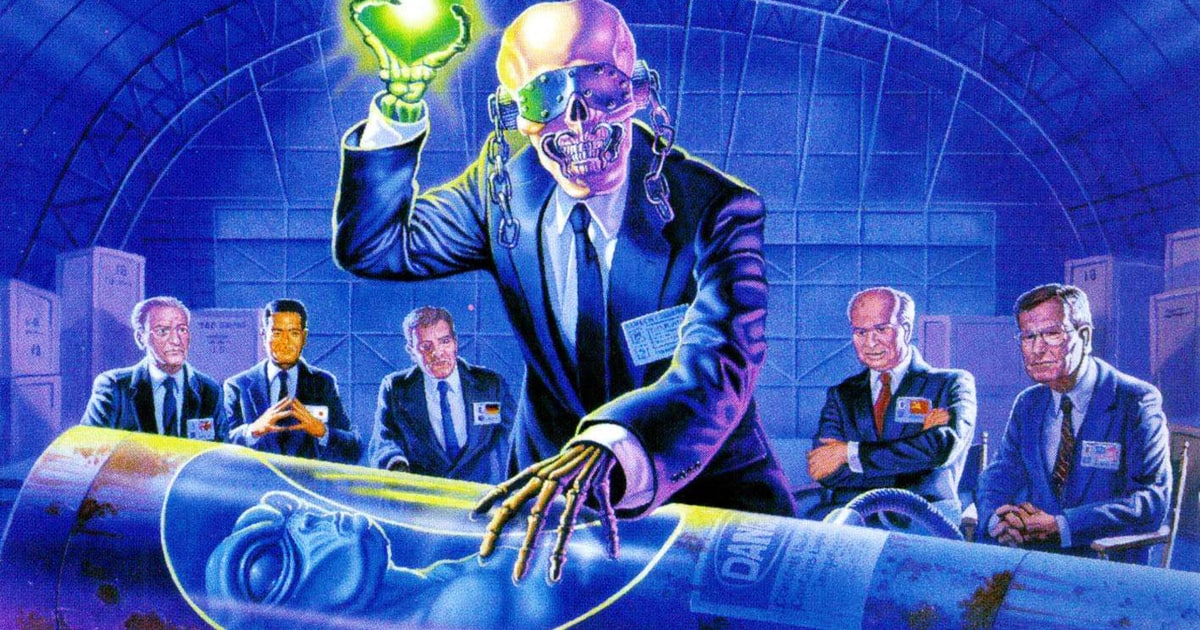 Megadeth Rust In Peace 1990 The 100 Greatest Metal