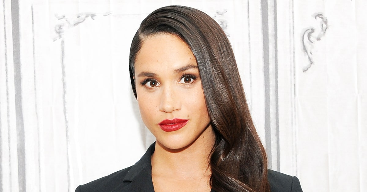 Meghan Markle Pens Emotional Essay About Being a Biracial Actress - Us ...