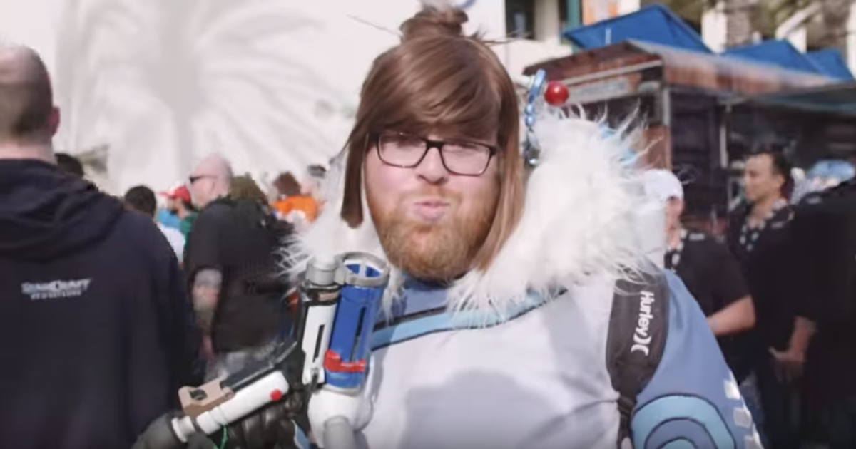 Daily Glixel: BlizzCon 2017 'Overwatch' Cosplay | Rolling ...