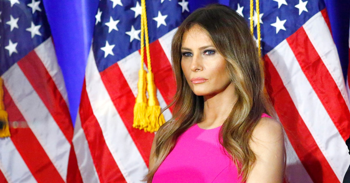 First Lady Melania Trump's busy week in the Middle East and Europe