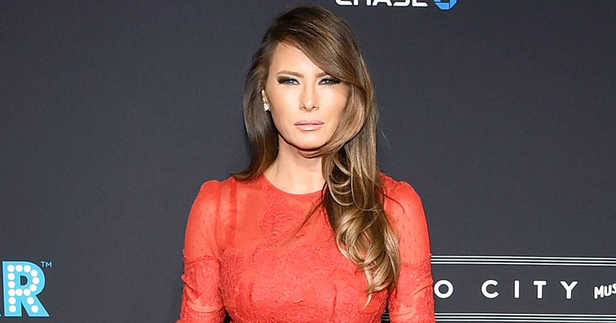 Melania Trump's Nude 1995 Modeling Pictures Surface - Us Weekly