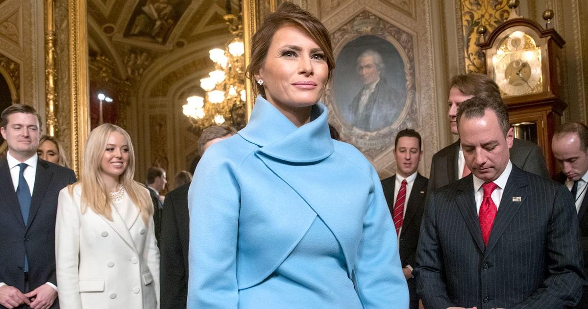 celebrity news melania trump announces chief staff hire lindsay reynolds