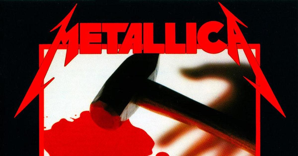 Metallica Kill Em All 1983 The 100 Greatest Metal