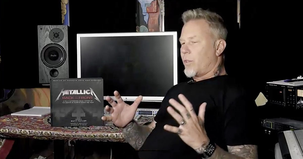 Metallica Producer: Jason Newsteds Justice Bass Was F king Brilliant news