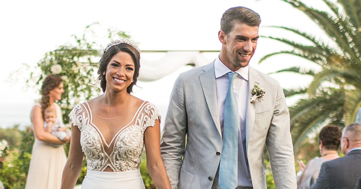 nicole phelps� wedding dress all the details us weekly