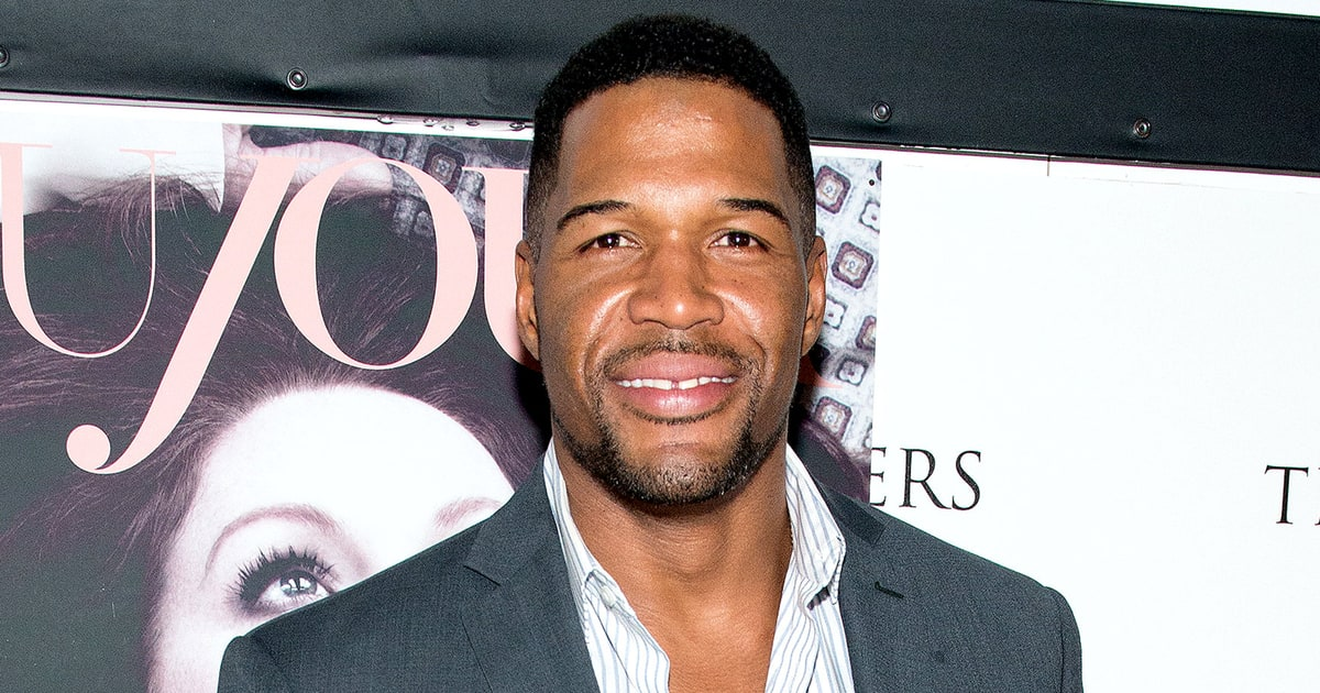Michael Strahan on Eve of 'Live' Exit: I'll Miss 'So Many Things' - Us Weekly