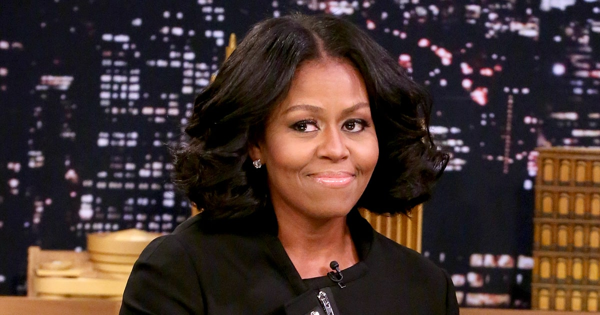 How Michelle Obama Was Inspired by Mary Tyler Moore
