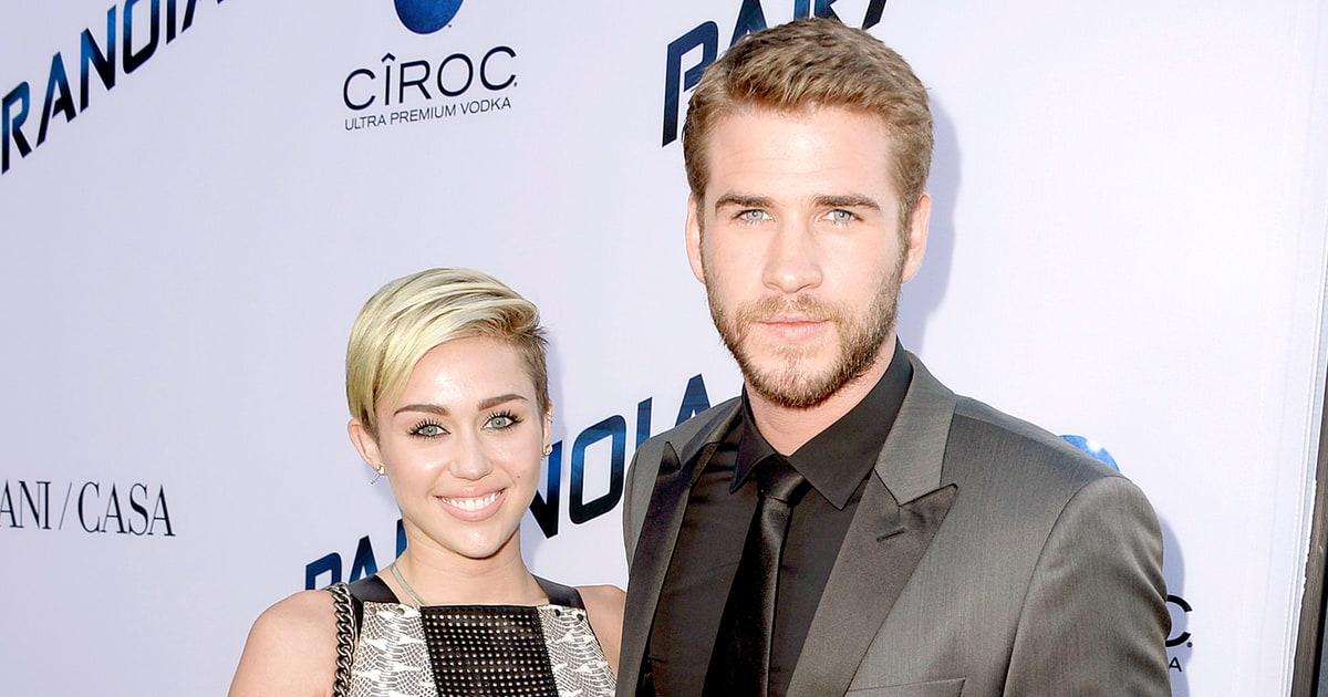 Liam Hemsworth Defends 2012 Decision to Propose to Miley Cyrus - Us Weekly