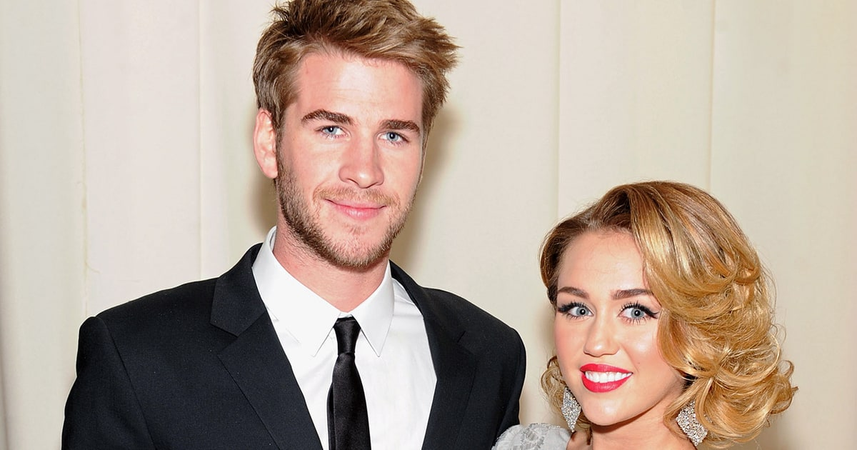 Miley Cyrus Wears a 'Hemsworth' T-Shirt in Nod to Liam - Us Weekly