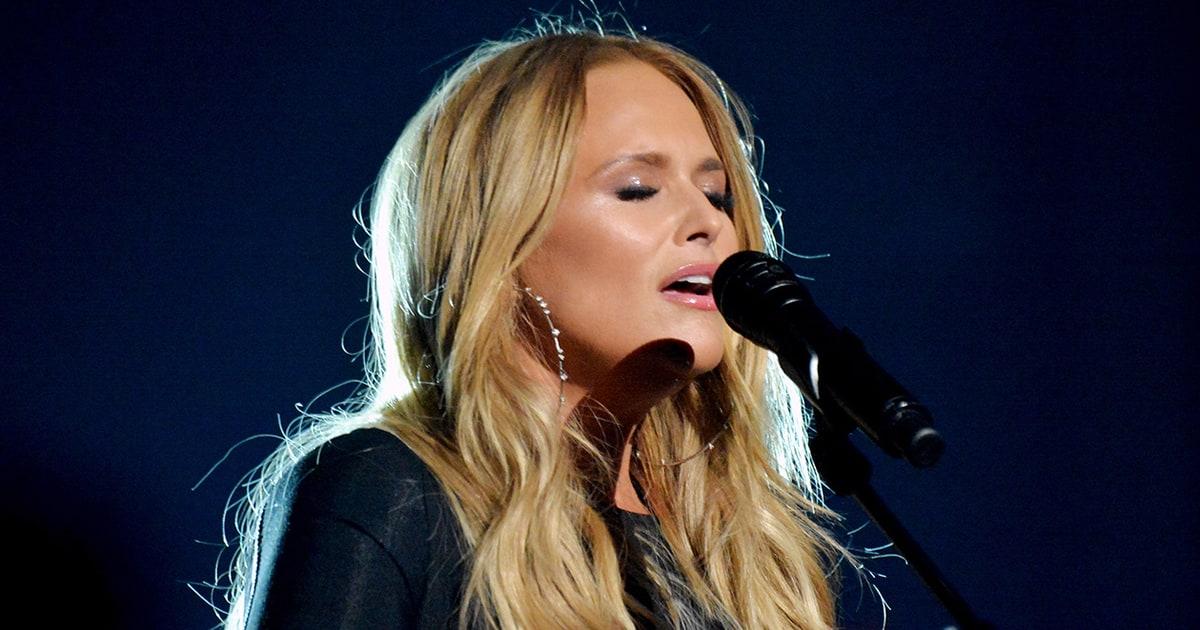See Miranda Lambert S Emotional Solo Tin Man At Acm Awards Rolling Stone