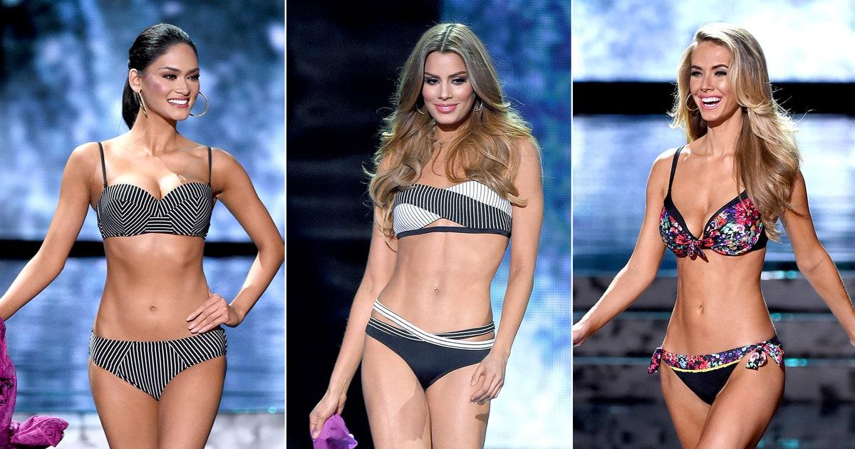 Bikini en la linea modelos