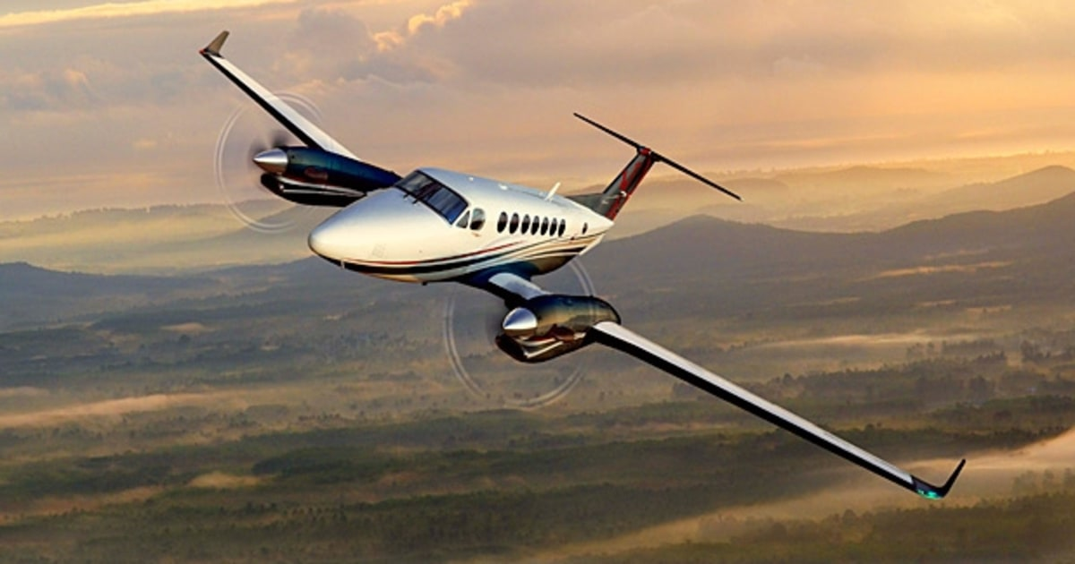 Image result for Beechcraft King Air 350i