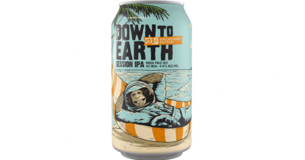21st Amendment Down to Earth | The Best Beer Can Designs ...