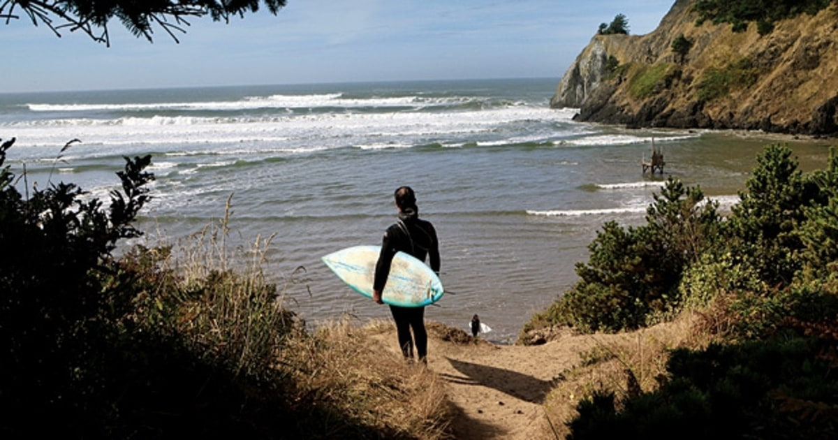 Oregon the people 39 s beach 50 great american places to for Where to go in oregon