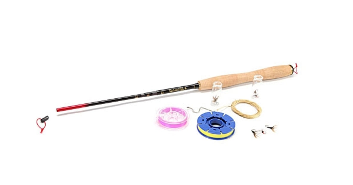 Tenkara usa a fly fishing rod you can take anywhere for Fishing rods made in usa