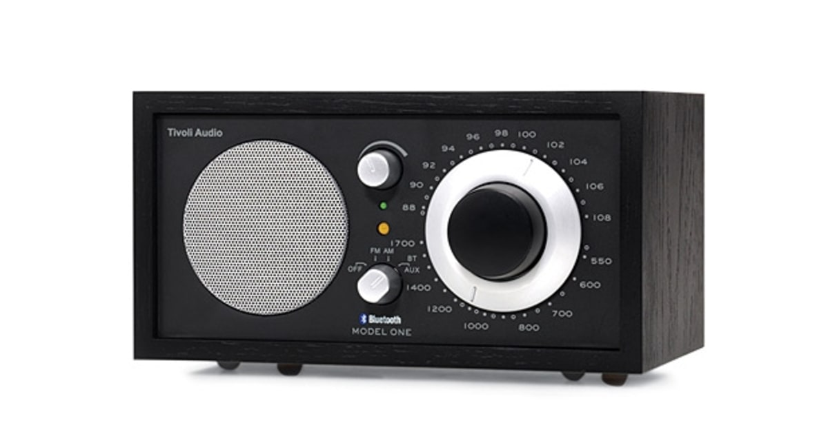 tivoli audio model one bt review s journal