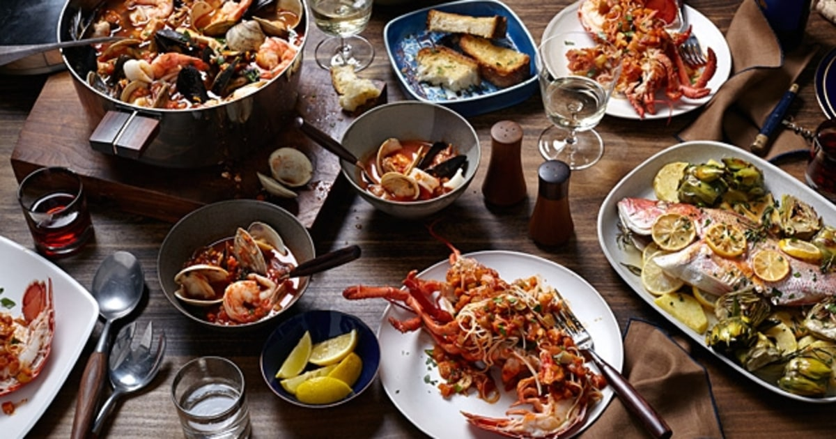 3 dishes for your feast of the seven fishes men 39 s journal for What is the feast of seven fishes