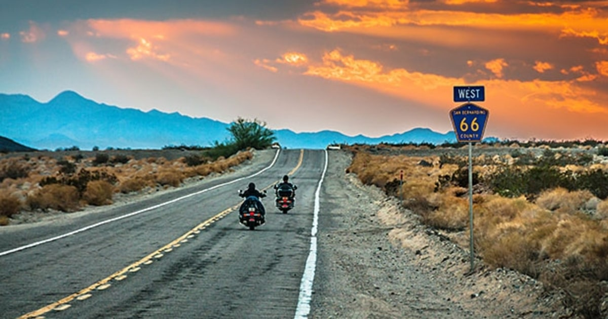 what best motorcycle long distance adventure travel