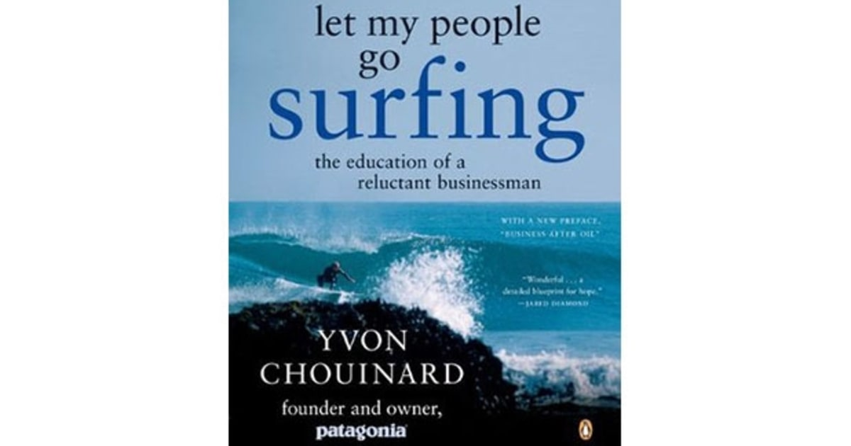 Life Advice from Yvon Chouinard