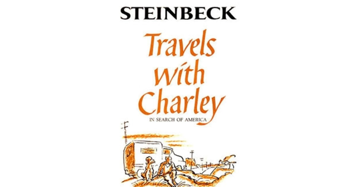 an analysis of the book travels with charley by john steinbeck Writer for the people john steinbeck achieved worldwide recognition for his keen observations of  after whom the resulting book was named: travels with charley,.