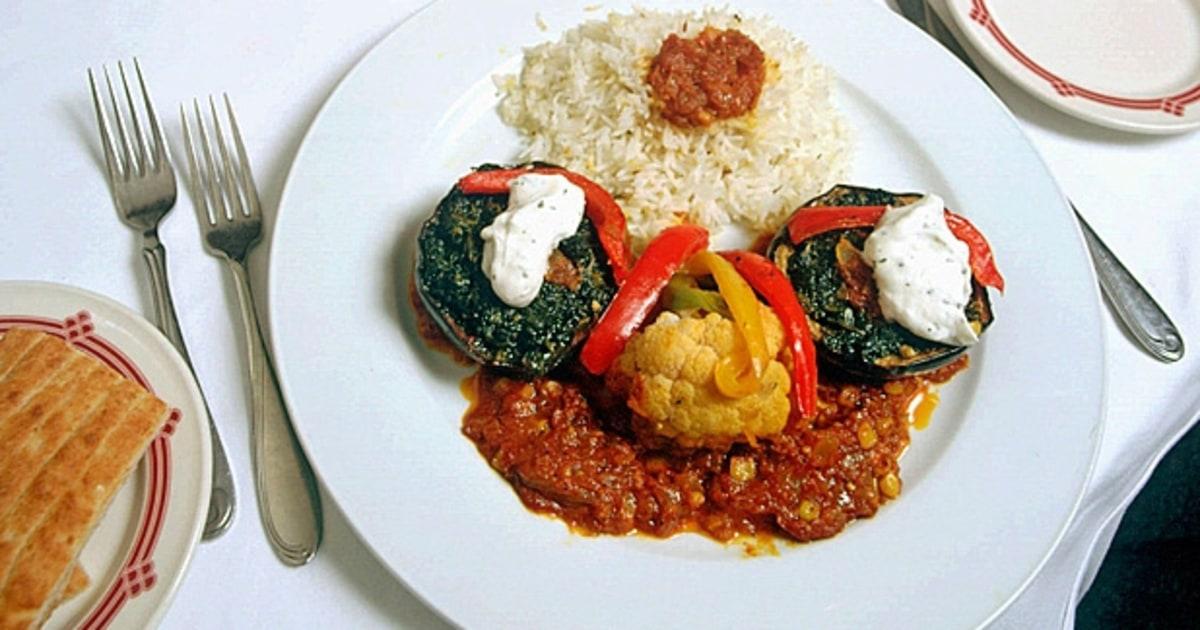 Afghan comfort cuisine men 39 s journal for Afghan cuisine menu