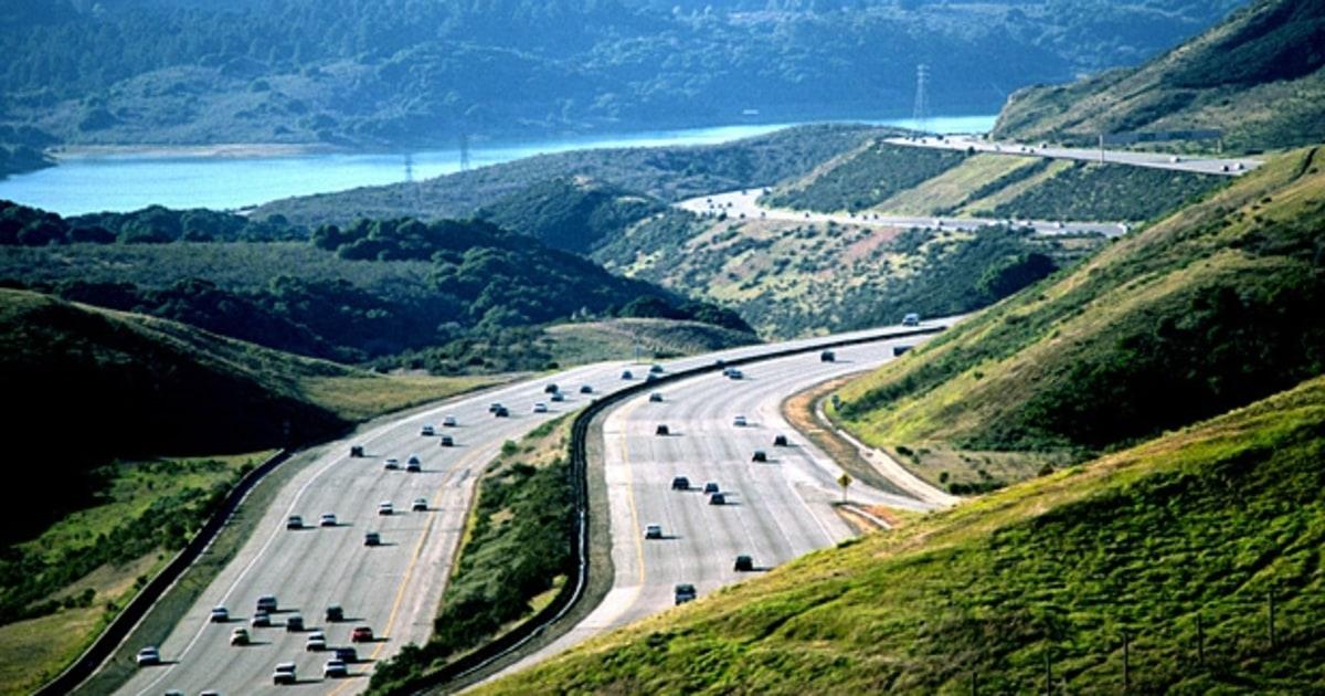 San Francisco Sports Cars >> CA 280 (California) | America's Most Thrilling Roads | Men's Journal
