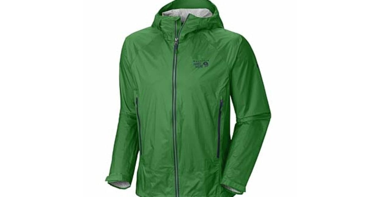 Mountain Hardwear Super Light Plasmic Jacket