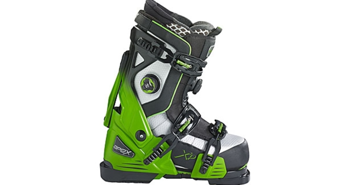 apex xp ski boot sneak peek the best skis and boots you