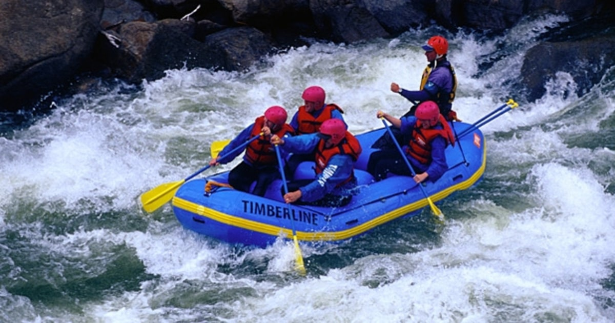 American Whitewater Expeditions Rafting Adventures, Coloma
