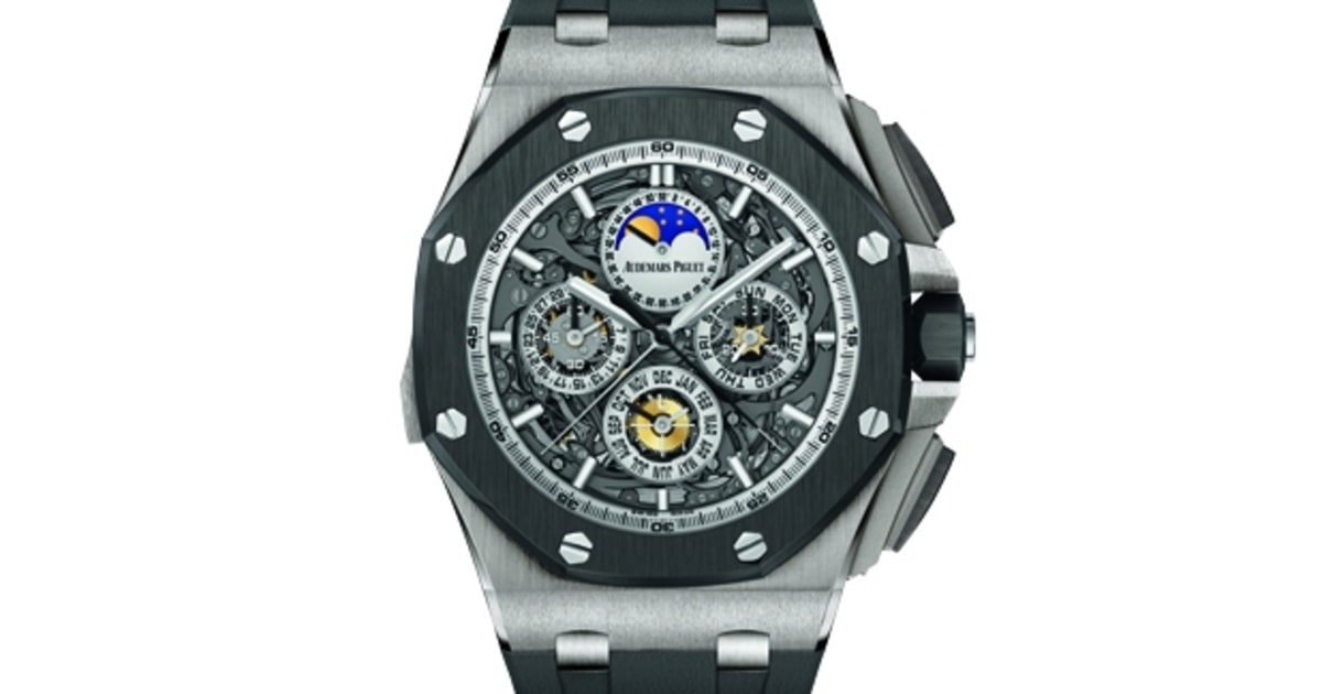 Most Expensive Audemars Piguet Watches [HD] - YouTube