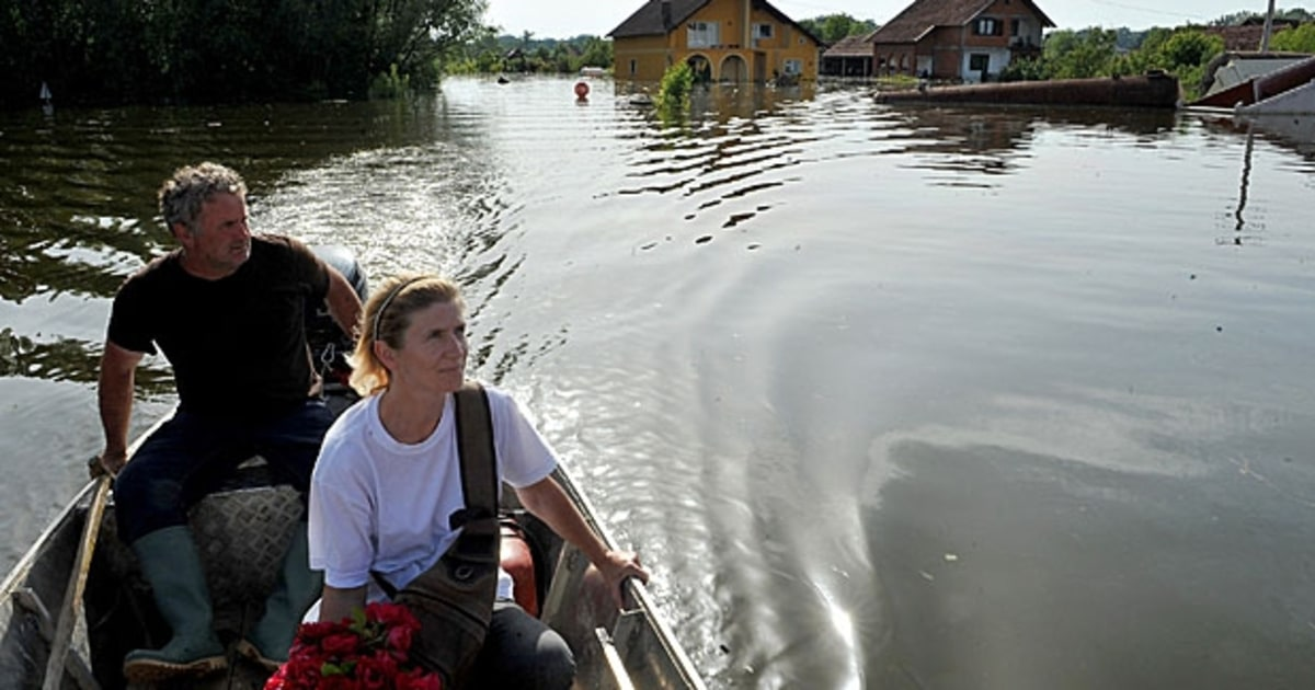 A Year of Living Dangerously: The World's 21 Worst Disasters in 2014