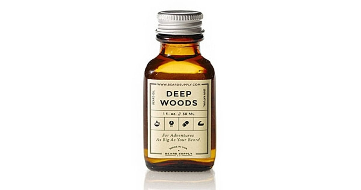Beard supply deep woods beard oil the best new all natural colognes