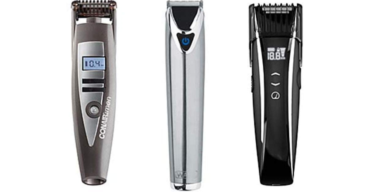 12 beard trimmers that give good buzz men 39 s journal. Black Bedroom Furniture Sets. Home Design Ideas