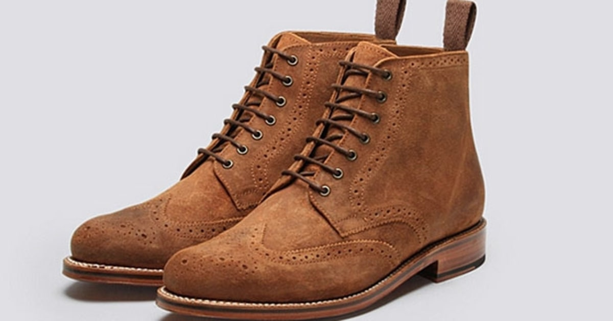 Unique mens fall shoes